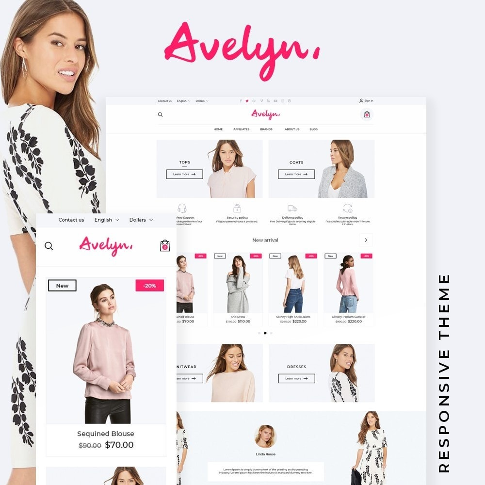 Avelyn Fashion Store