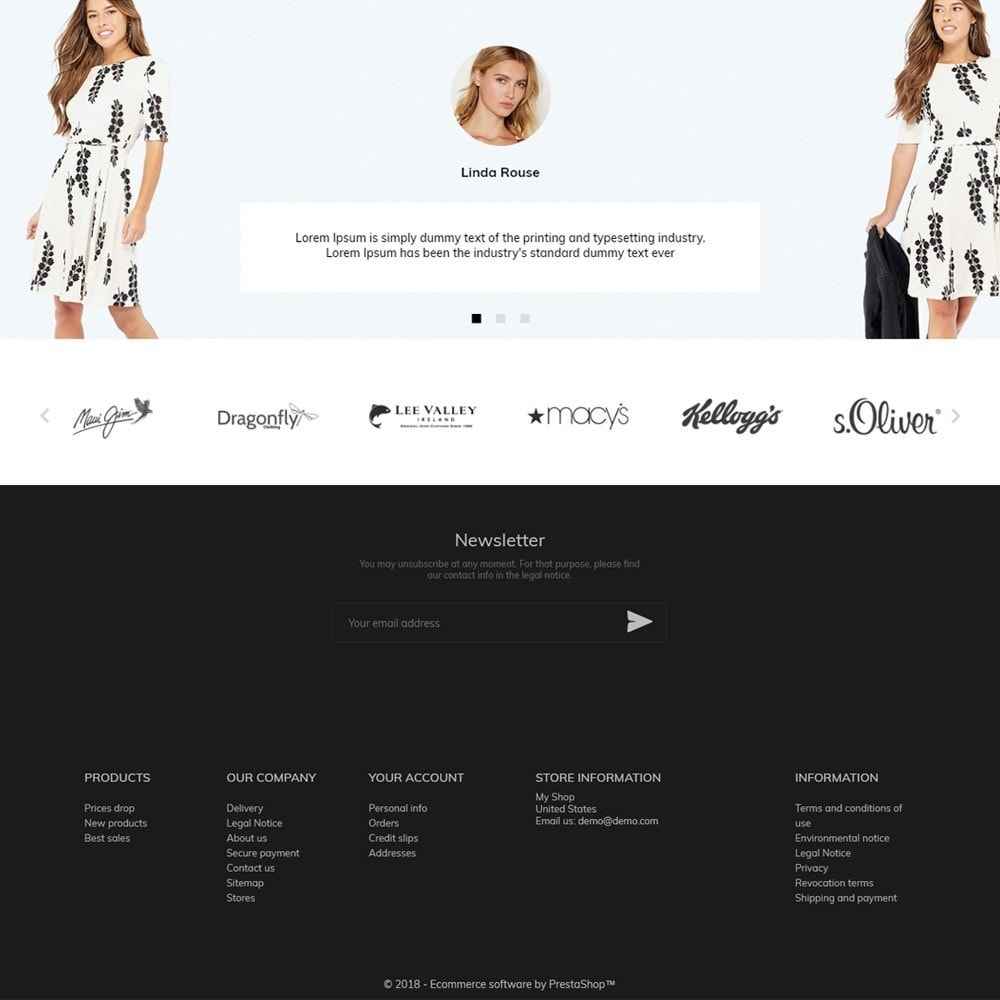 theme - Fashion & Shoes - Avelyn Fashion Store - 4