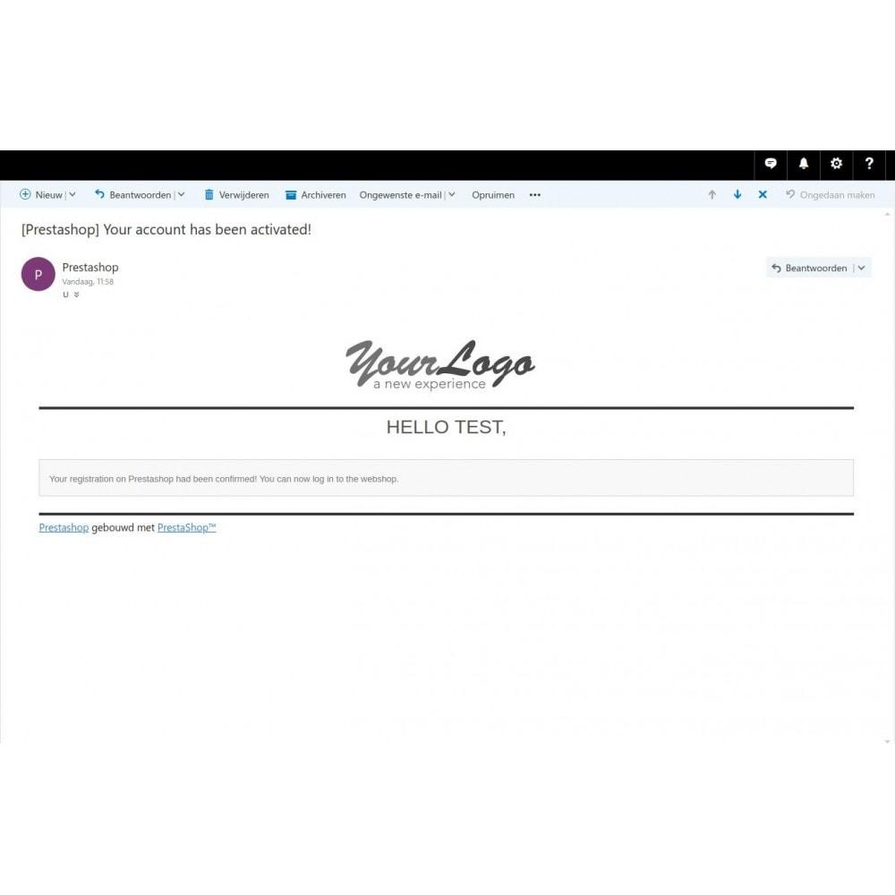 module - Sicherheit & Brechtigungen - Customer Activation Pro + (verification upload option) - 6