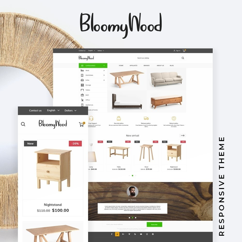 Bloomy Wood