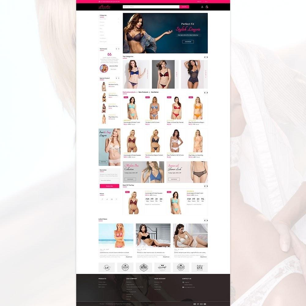 Luxebra - Apparel  Store