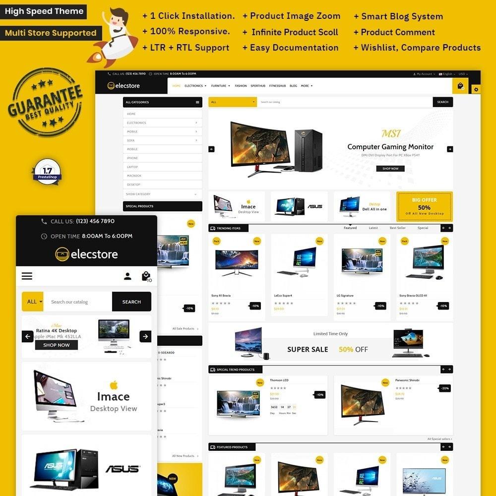 Elecstore –Electronic Mega Store