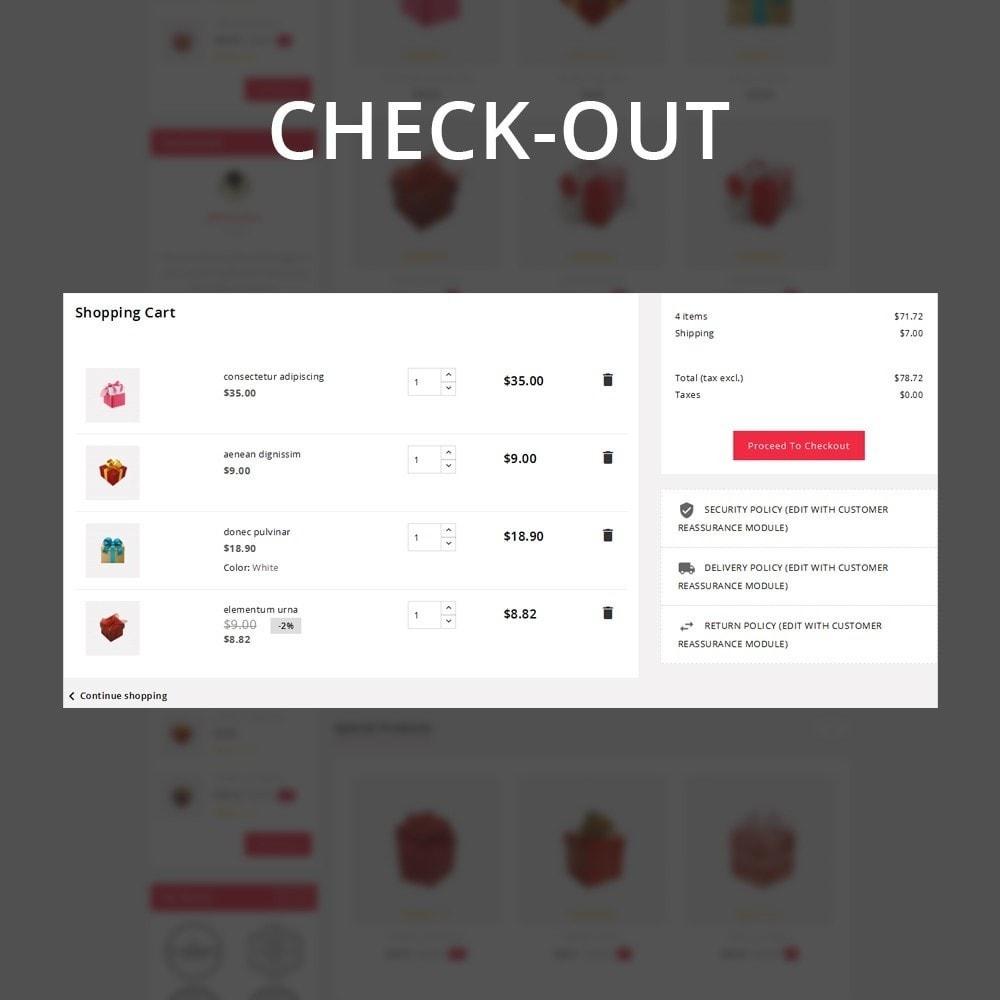 theme - Cadeaux, Fleurs et Fêtes - Giftstore - The Gift Shop - 13
