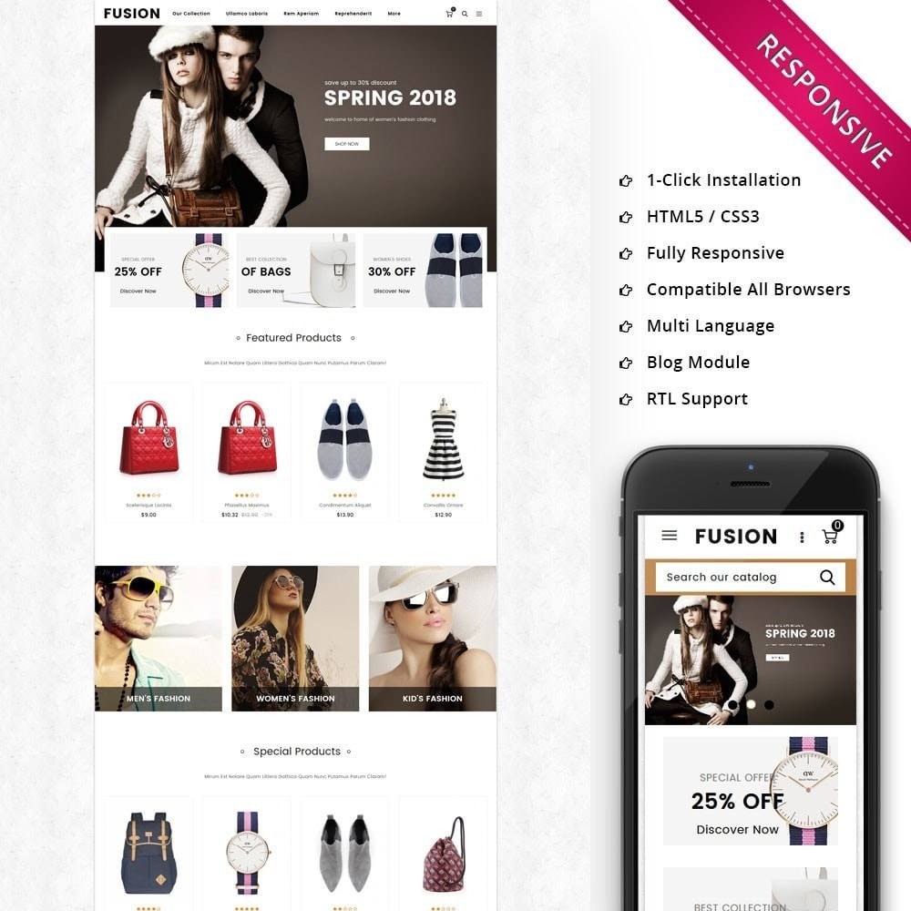 Fusion - The Fashion Shop