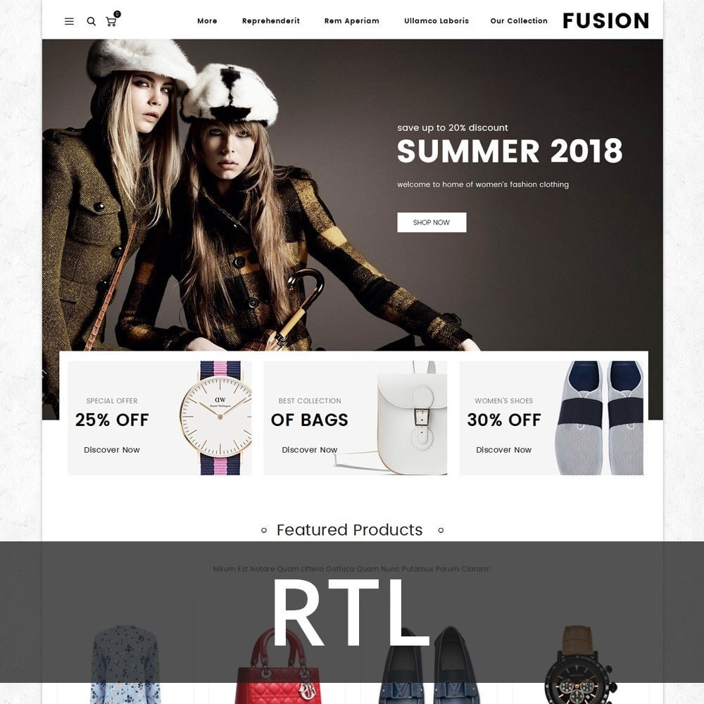 Fusion - The Fashion Shop