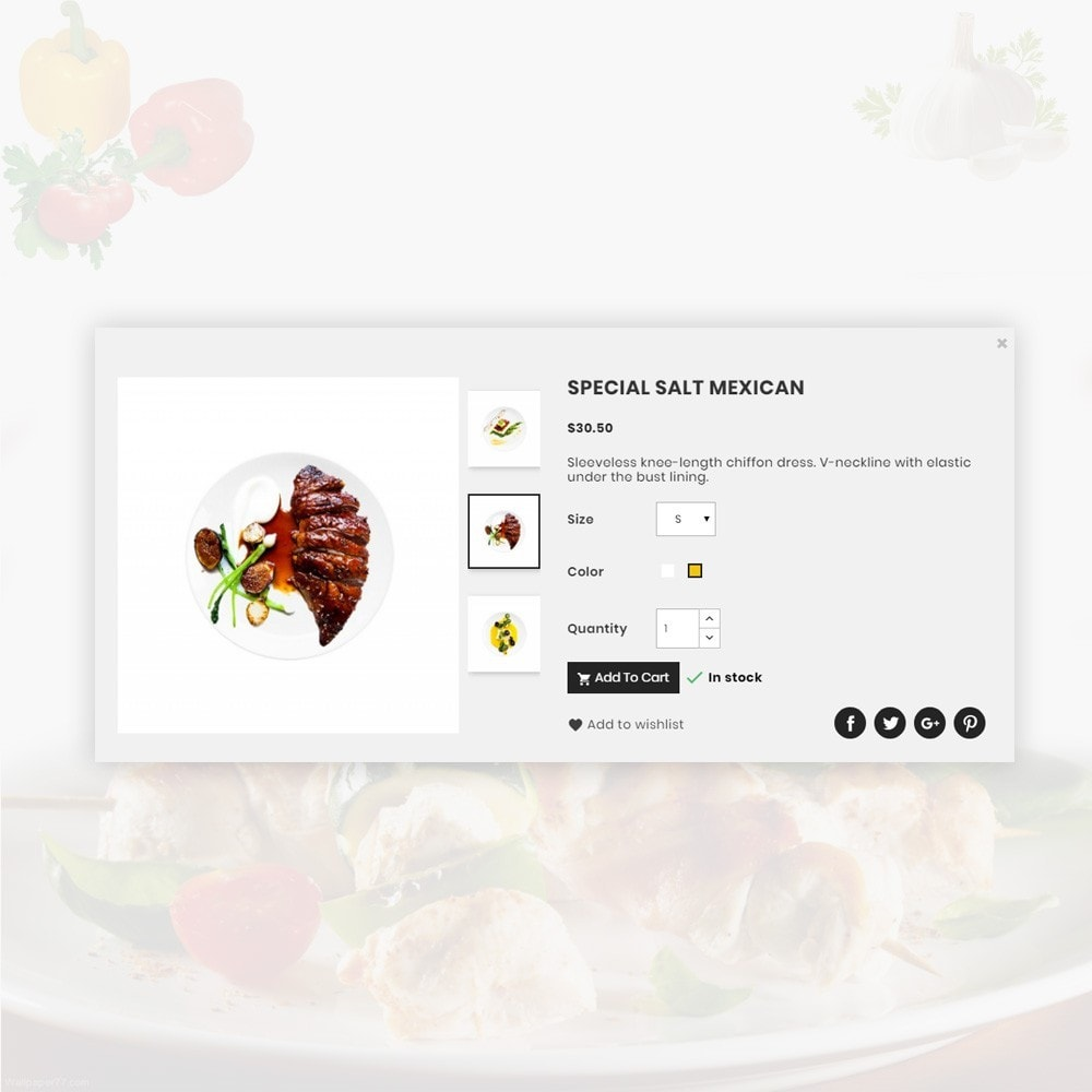 theme - Alimentos & Restaurantes - Foodza Fast Food Super Store - 8