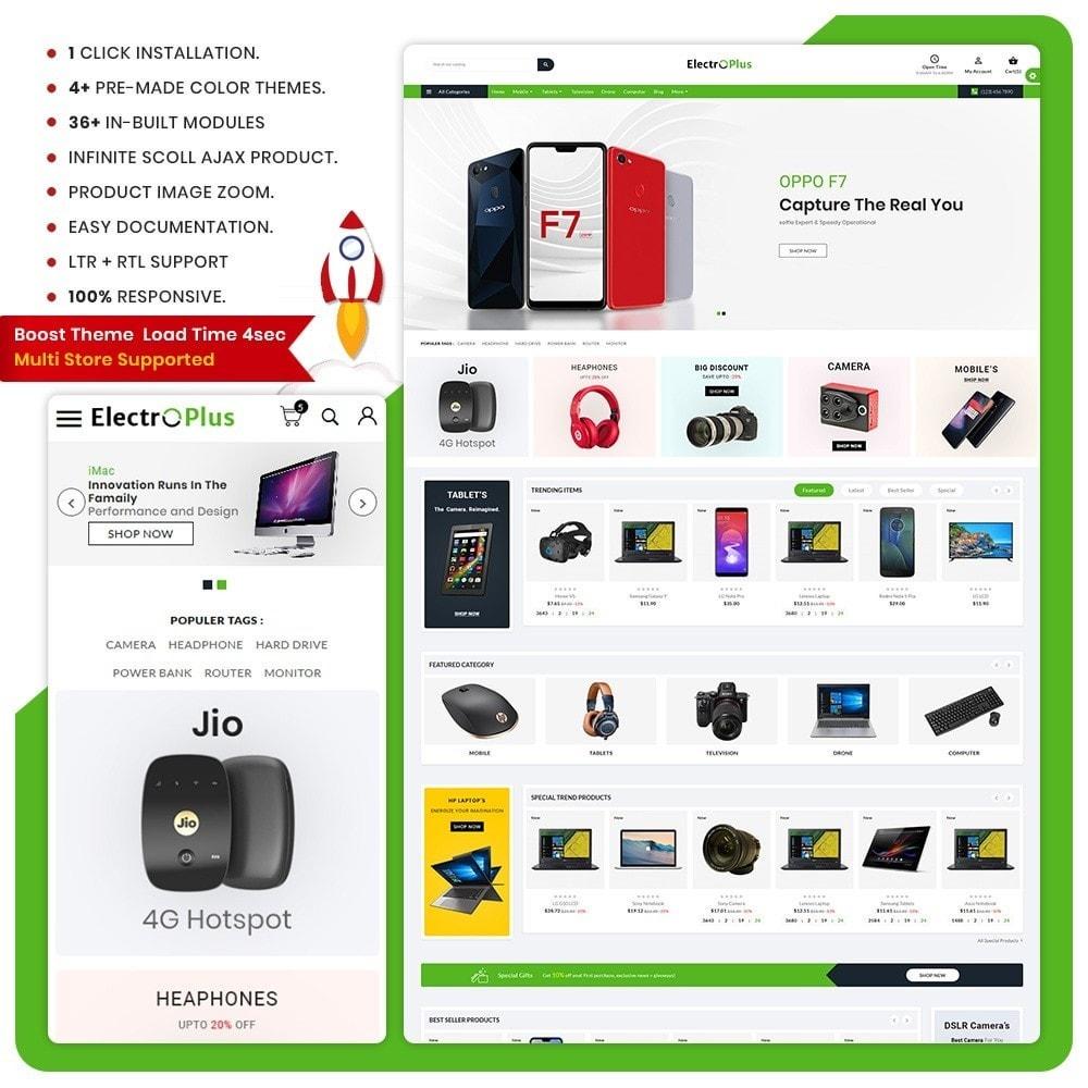 Electro Plus - Electronic Mega Market