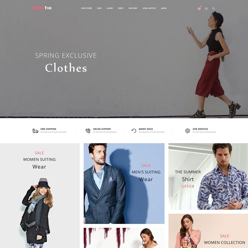 Fashion True - The Fashion Store