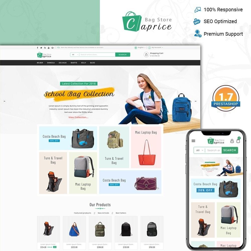 theme - Bijoux & Accessoires - Caprice Bag Store - 1