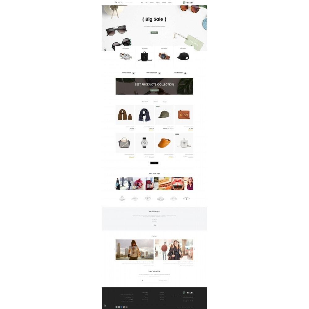 theme - Fashion & Shoes - Fast Box - Multipurpose Store - 10