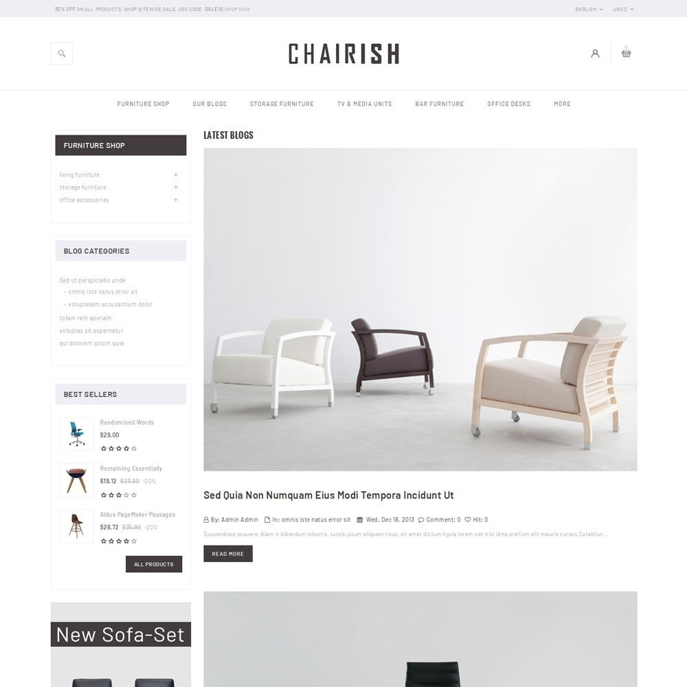 theme - Home & Garden - Chairish - The Furniture Store - 7
