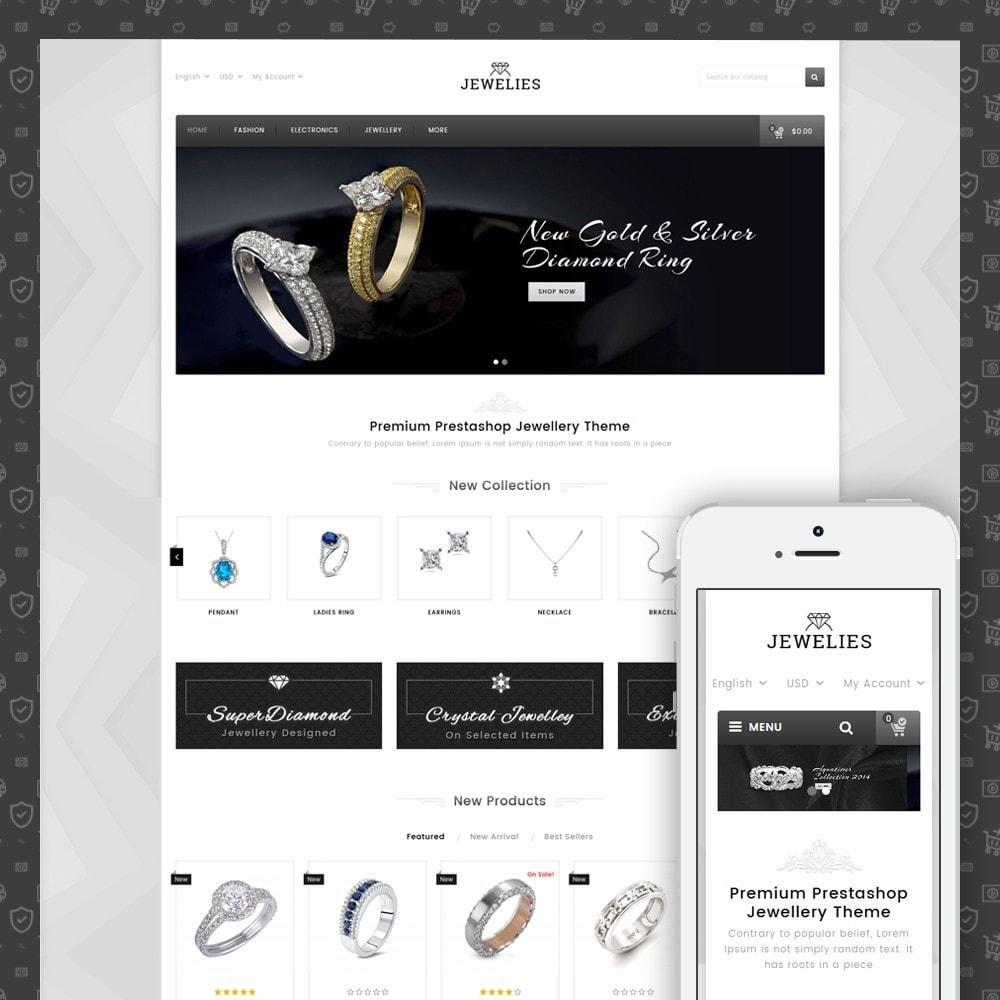 Jewelies - Jewelry Store