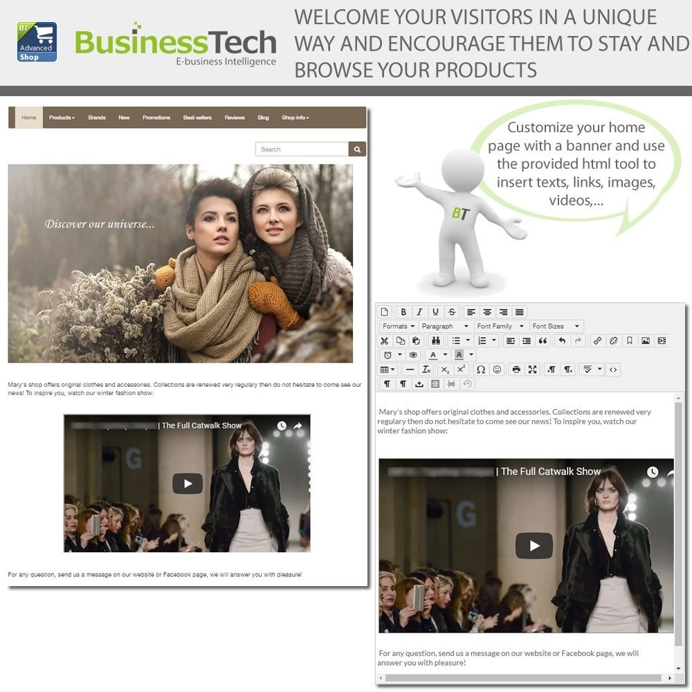 bundle - Social Widgets - Social BusinessTech Bundle - 7