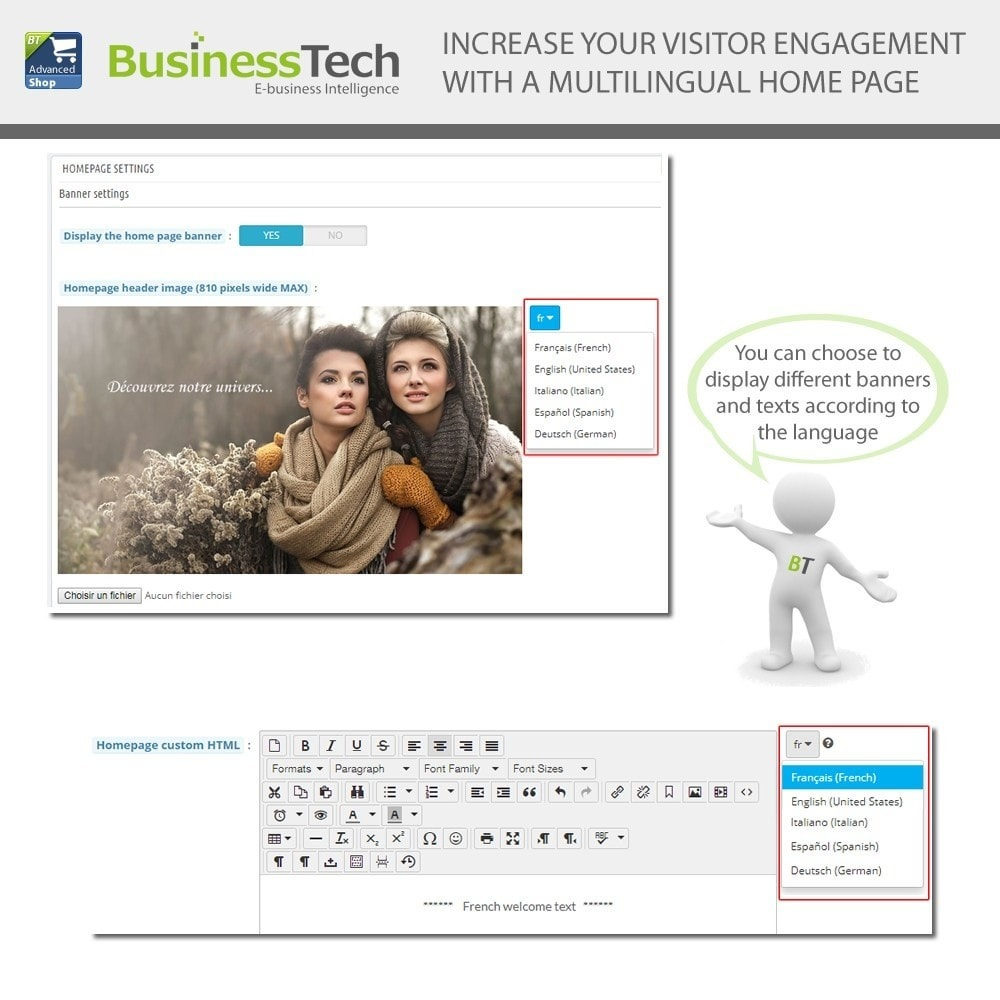 bundle - Social Widgets - Social BusinessTech Bundle - 8