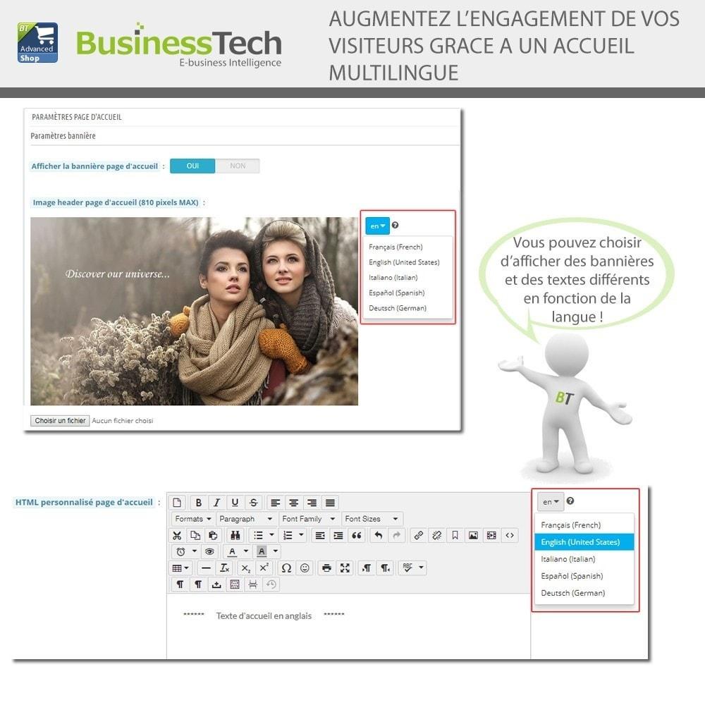 module - Produits sur Facebook & réseaux sociaux - Advanced Shop for Fan Page - 8
