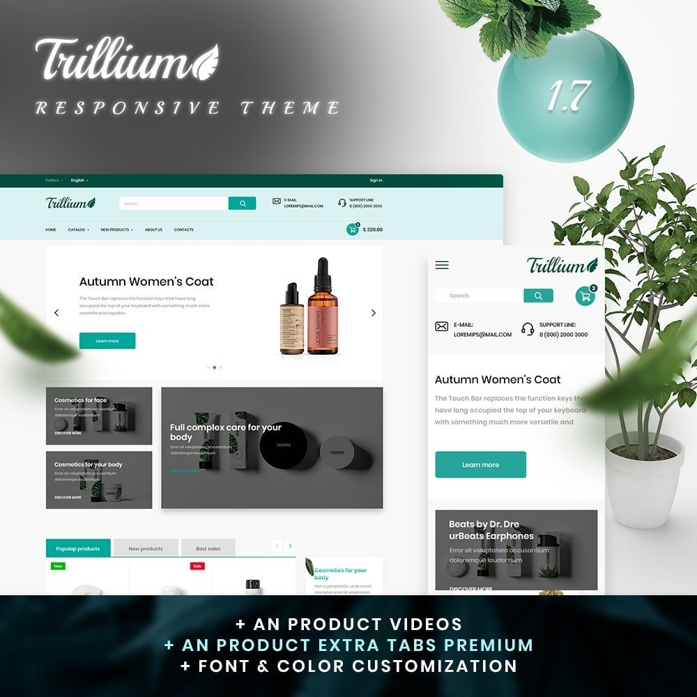Trillium Cosmetics