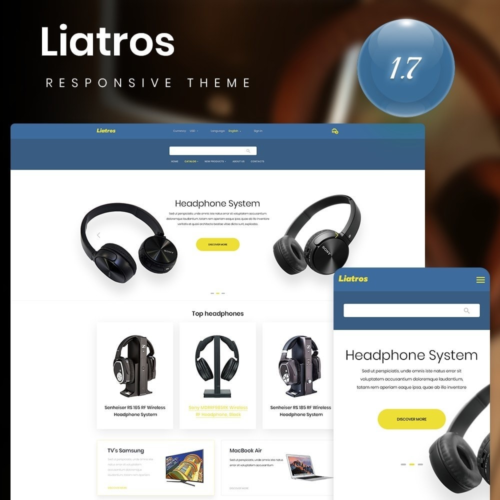 Liatros - High-tech Shop