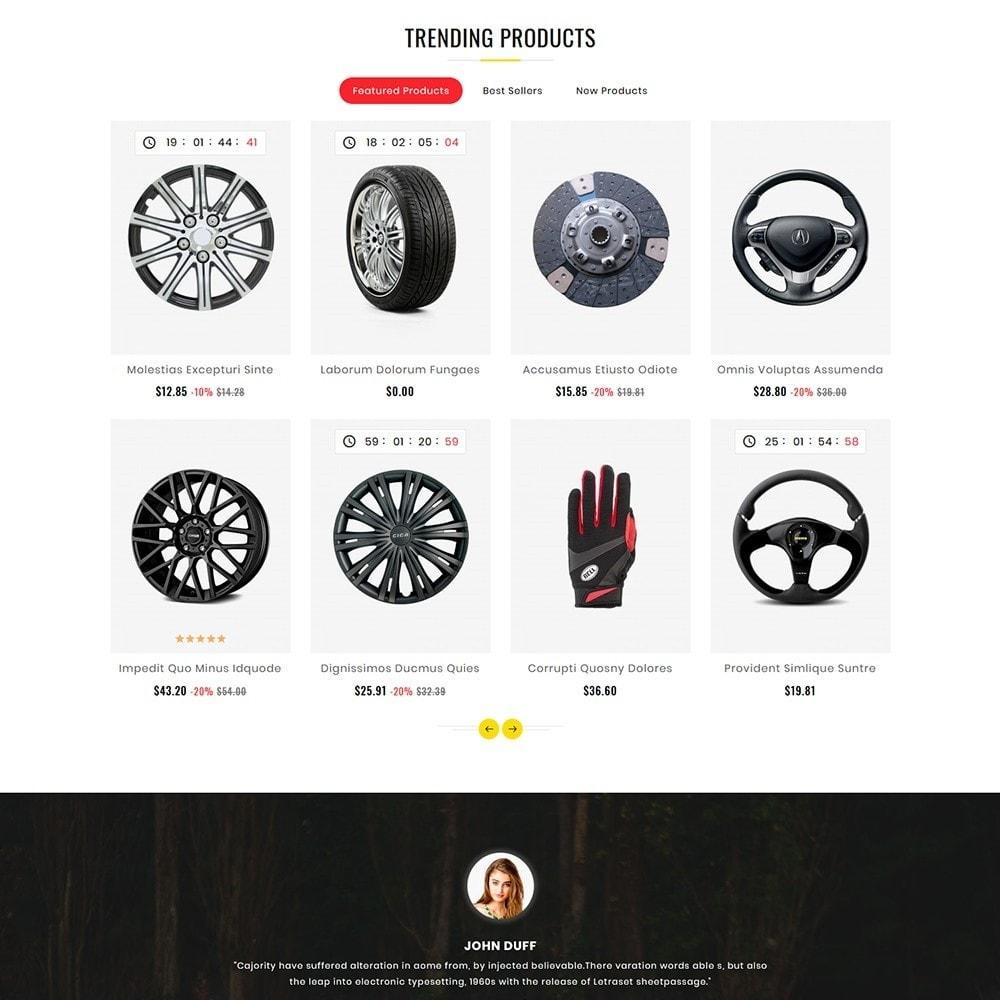 theme - Automotive & Cars - Auto Parts & Garage - 3