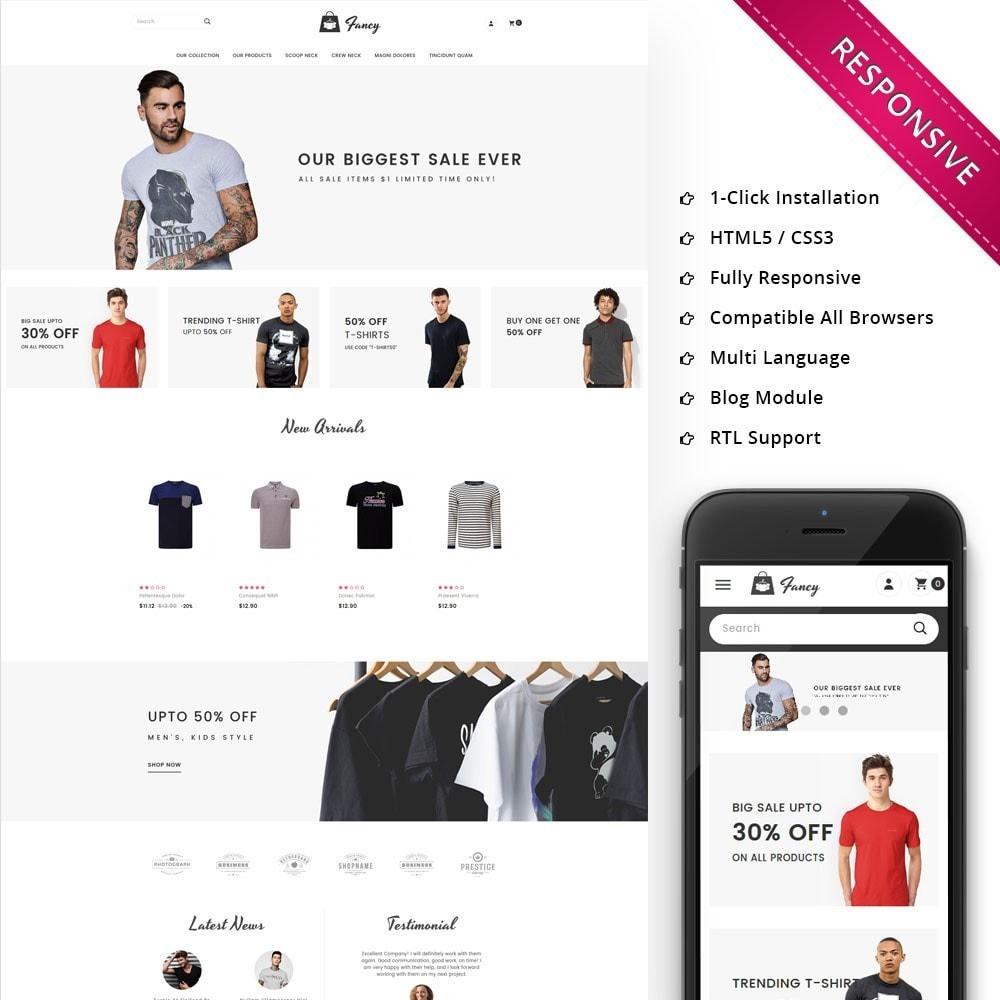 theme - Fashion & Shoes - Fancy Fashion Store - 1