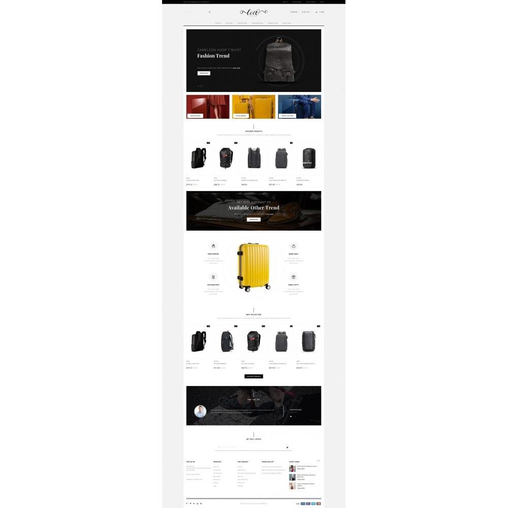 theme - Joalheria & Acessórios - Coco - Bag Store - 2