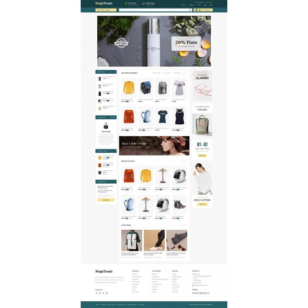 theme - Fashion & Shoes - Mega Trade - Multi Store - 2
