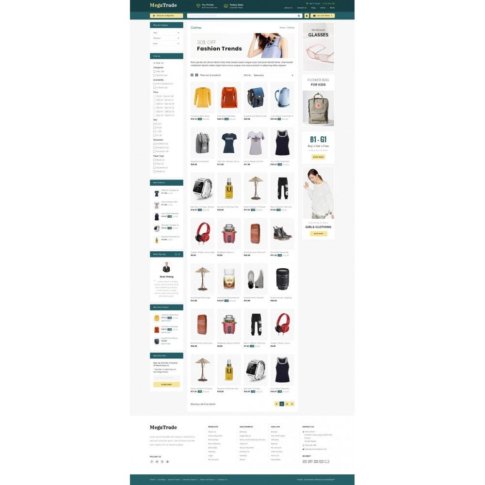 theme - Moda & Obuwie - Mega Trade - Multi Store - 3