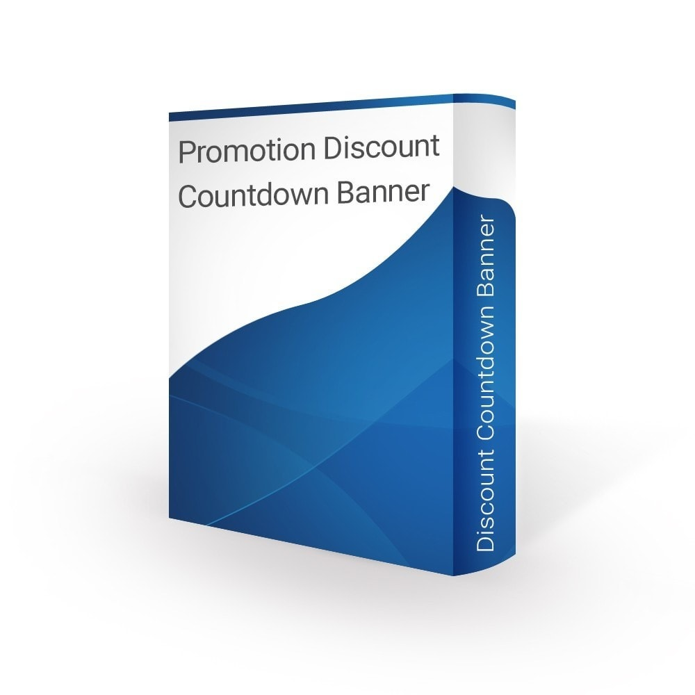 module - Slider & Gallerie - Promotion Discount Countdown Banner & Slider - 1