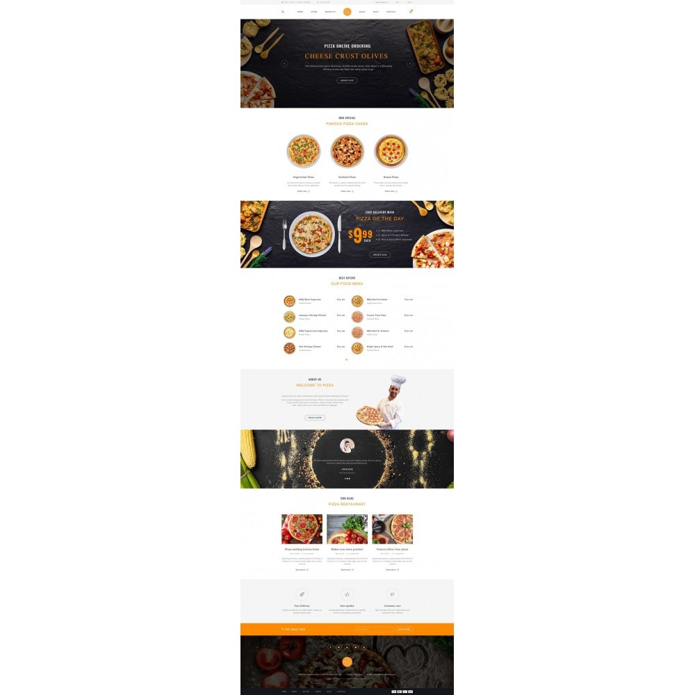 theme - Food & Restaurant - FastFood - 6
