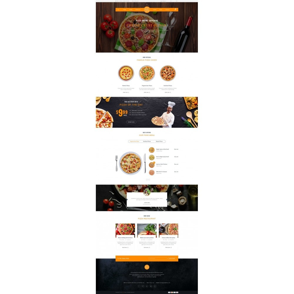 theme - Food & Restaurant - FastFood - 8