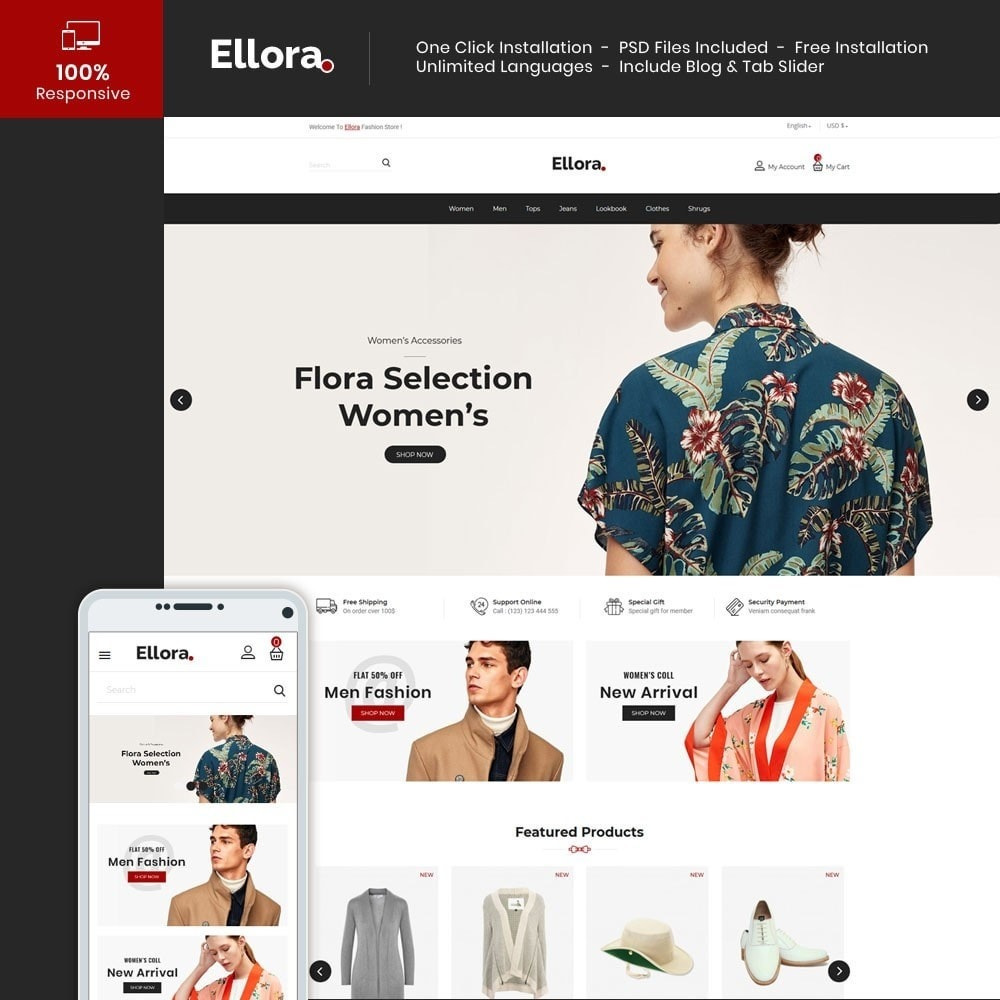 Ellora - Fashion Store