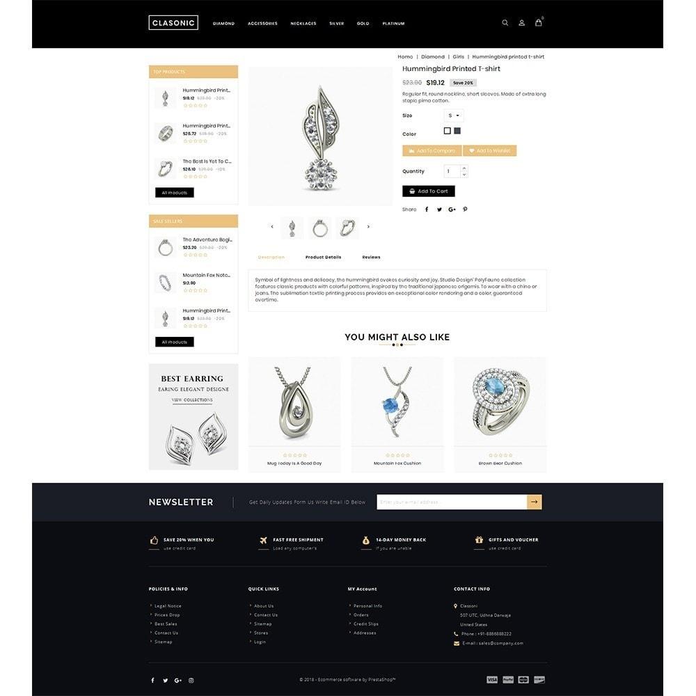 theme - Ювелирные изделия и Аксессуары - Classoni Store - 5