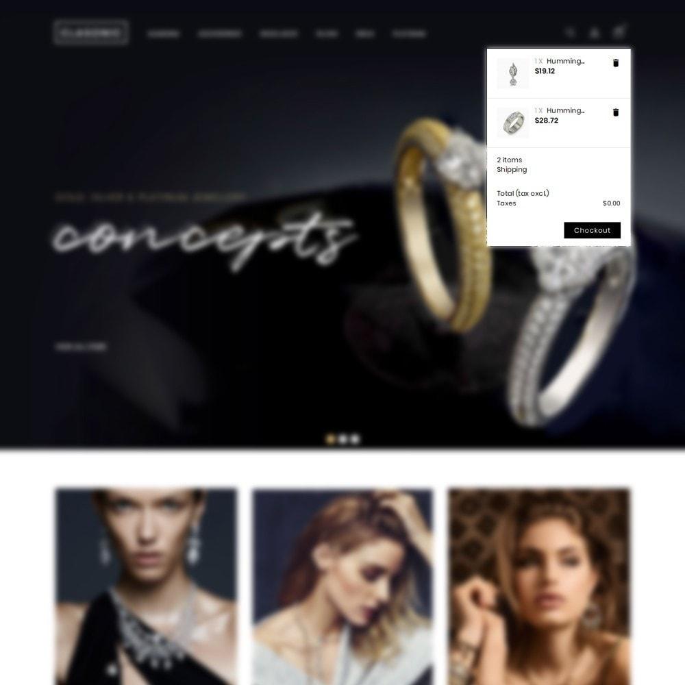 theme - Ювелирные изделия и Аксессуары - Classoni Store - 8