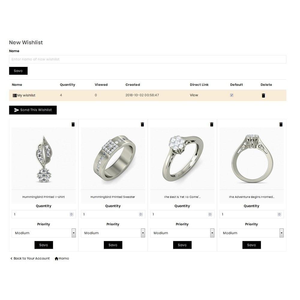 theme - Ювелирные изделия и Аксессуары - Classoni Store - 10
