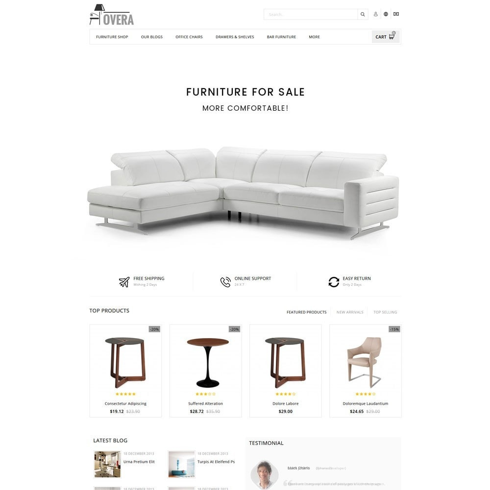 Hovera Furniture Store