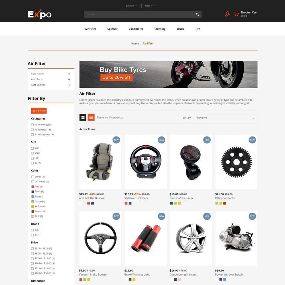 theme - Auto & Moto - Tool - Auto Store - 4