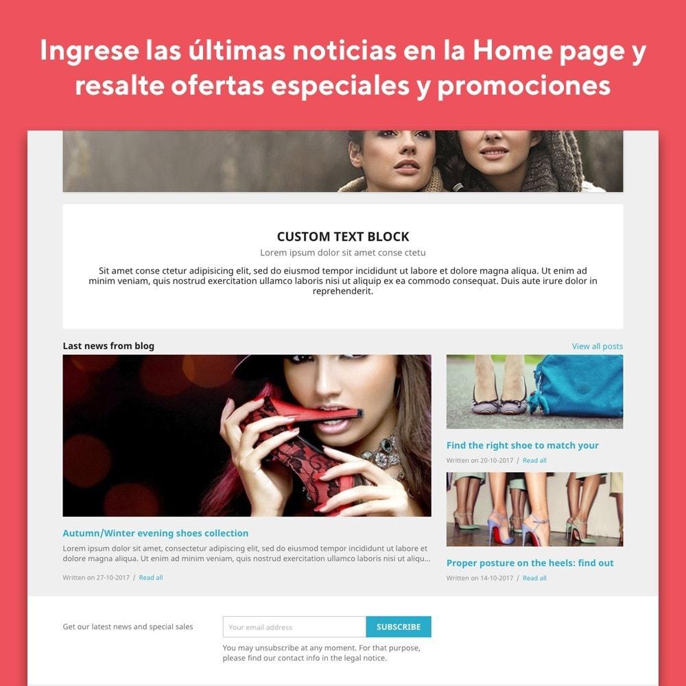 module - Blog, Foro y Noticias - Mr Blog - 2