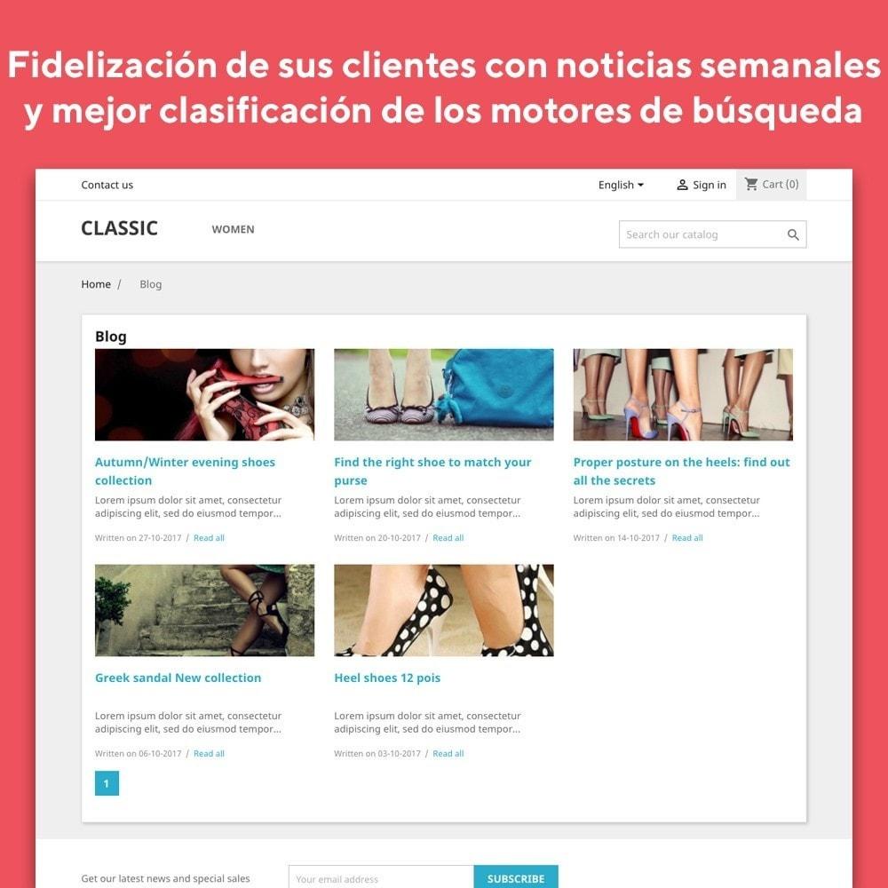 module - Blog, Foro y Noticias - Mr Blog - 3