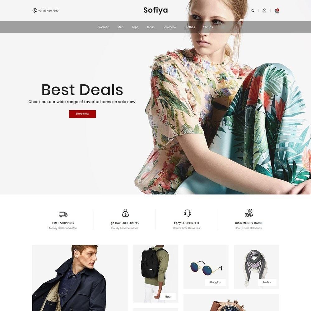 Sofiya - Magasin de mode
