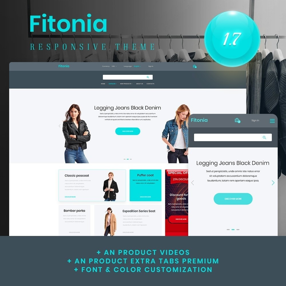 Fitonia Fashion Store