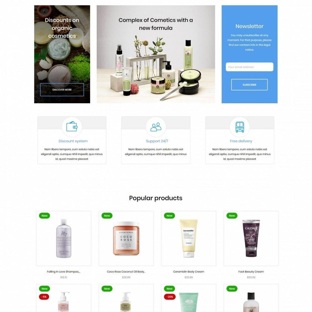 theme - Health & Beauty - Graksia Cosmetics - 3