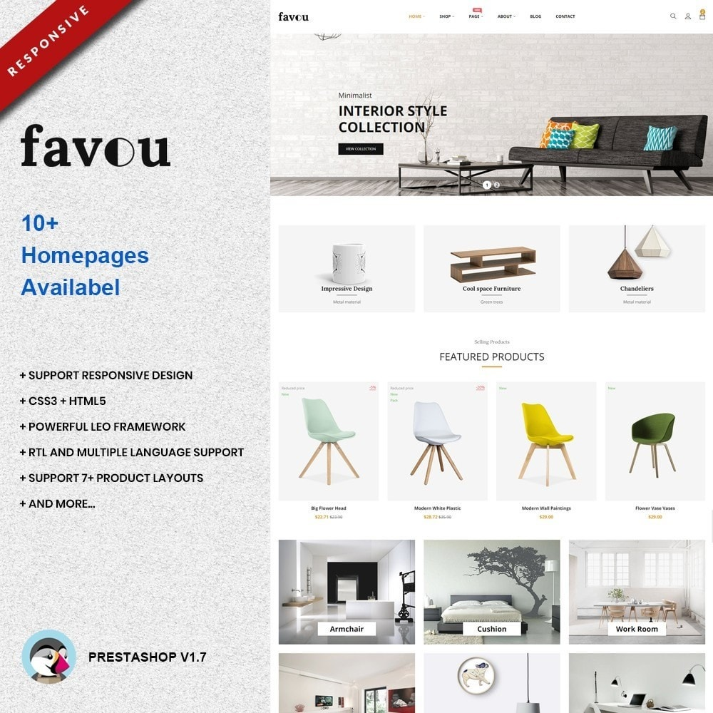 Favou - Furniture Stores & Home Decor Trends 2018