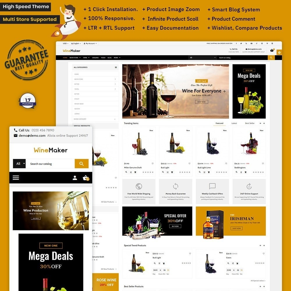 Wine Maker - Wine Big Shop