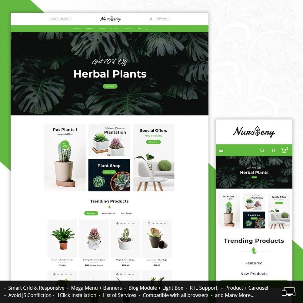 Nursery Plant & Garden Tools
