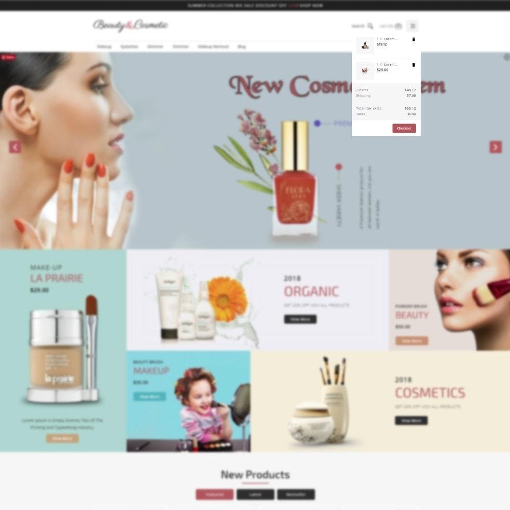 theme - Santé & Beauté - Beauty shop - 7
