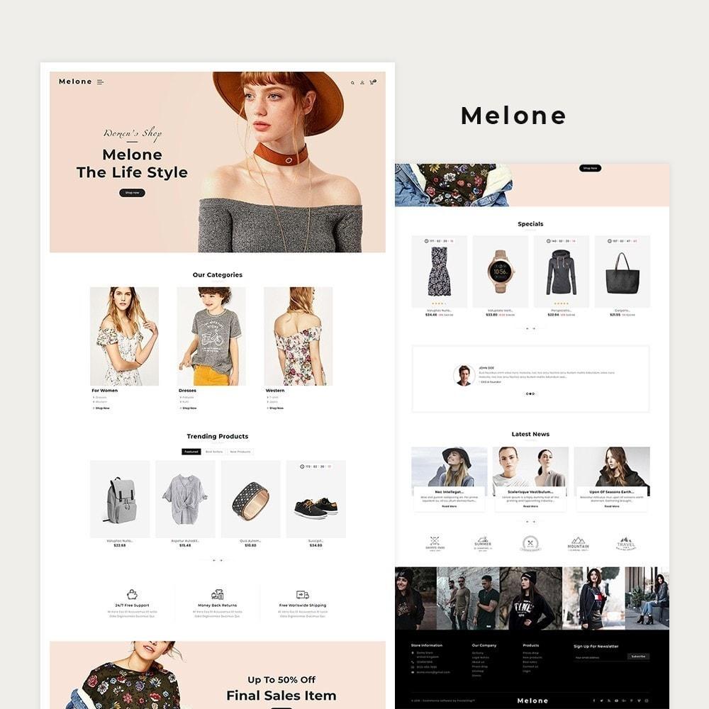 Melone Fashion Brand