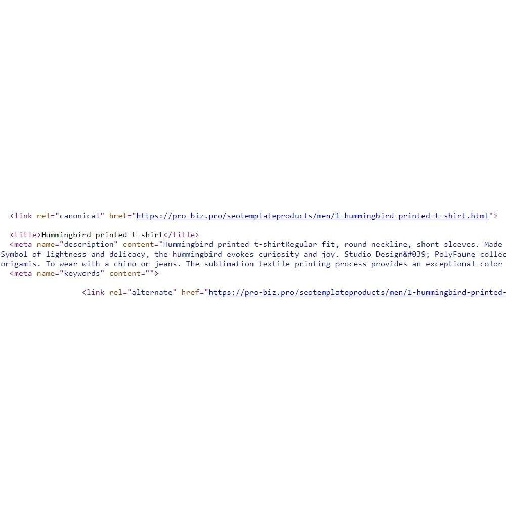 module - SEO - Mass edit product Meta Tag for SEO - 4