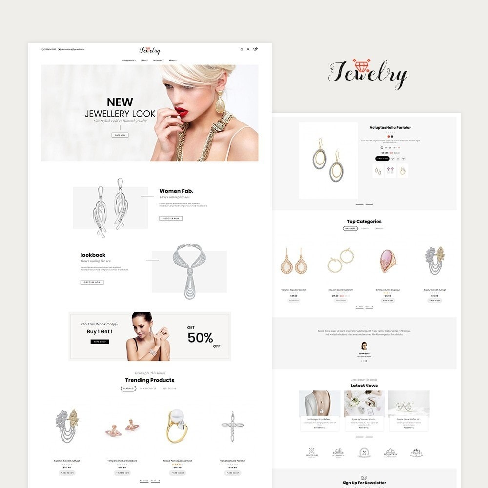 theme - Jewelry & Accessories - Bravo Jewelry & Imitation - 2