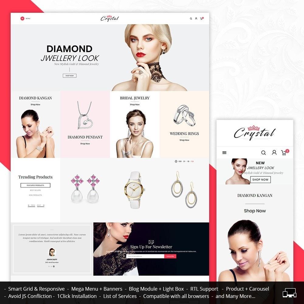 theme - Bijoux & Accessoires - Bravo Crystal Jewelry - 1
