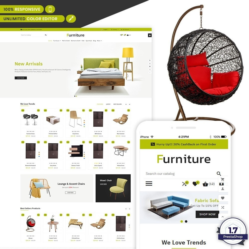 Furniture - Furniture Multi Store