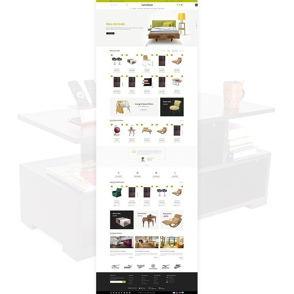 theme - Home & Garden - Furniture - Furniture Multi Store - 2